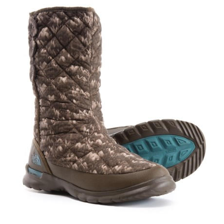 5a4dd09cf The North Face ThermoBall® Button-Up Snow Boots - Insulated (For Women)