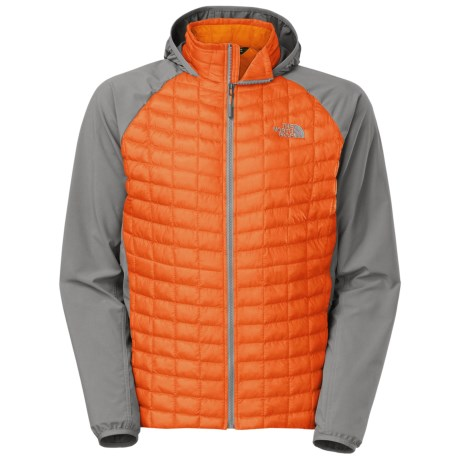 photo: The North Face Men's Thermoball Hybrid Jacket