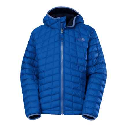 The North Face ThermoBall® Jacket (For Little and Big Boys) in Honor Blue - Closeouts