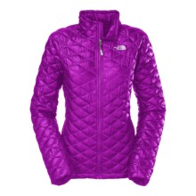 The North Face Thermoball PrimaLoft® Full Zip Jacket - Insulated (For Women) in Magic Magenta - Closeouts