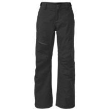 The North Face Thermoball Ski Pants - Waterproof, Insulated (For Women) in Tnf Black - Closeouts