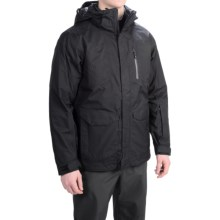 The North Face Thermoball Snow Triclimate® Parka - Waterproof, Insulated, 3-in-1 (For Men) in Tnf Black - Closeouts