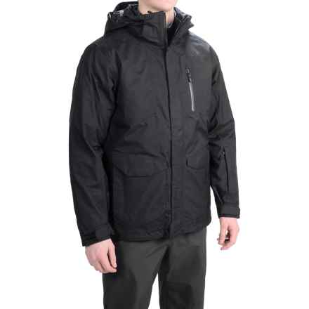 The North Face ThermoBall® Snow Triclimate® Parka - Waterproof, Insulated, 3-in-1 (For Men) in Tnf Black - Closeouts