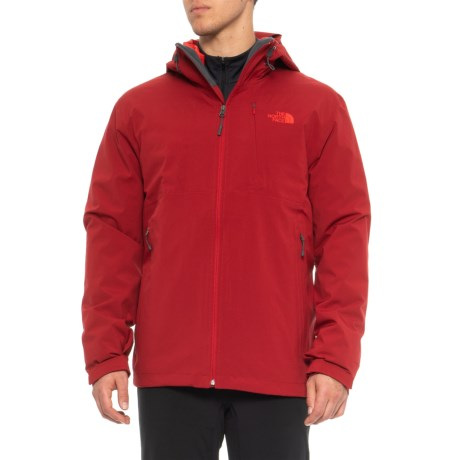 The North Face ThermoBall® Triclimate® Jacket - Waterproof, 3-in-1 (For Men) in Cardinal Red