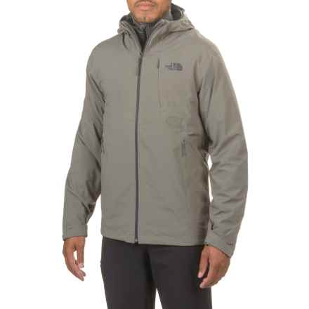 The North Face ThermoBall® Triclimate® Jacket - Waterproof, 3-in-1 (For Men) in Fusebox Grey - Closeouts