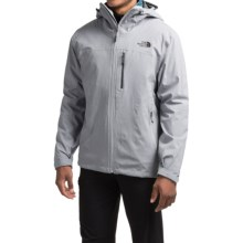 The North Face ThermoBall® Triclimate® Jacket - Waterproof, Insulated, 3-in-1 (For Men) in High Rise Grey Heather - Closeouts