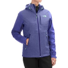 The North Face ThermoBall® Triclimate® Jacket - Waterproof, Insulated, 3-in-1 (For Women) in Garnet Purple Heather/Starry Purple - Closeouts