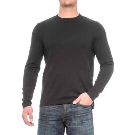 The North Face ThermoWool Shirt - Merino Wool, Long Sleeve (For Men) in Tnf Black - Closeouts