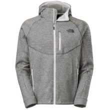 The North Face Timber Hoodie (For Men) in High Rise Grey Heather - Closeouts