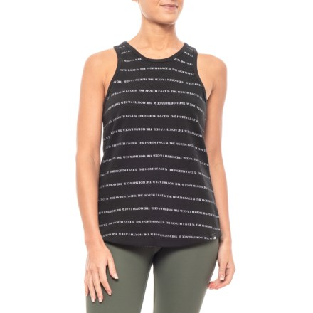 69a4976edb45d The North Face TNF Stripe Tank Top (For Women) in Tnf Black Tnf