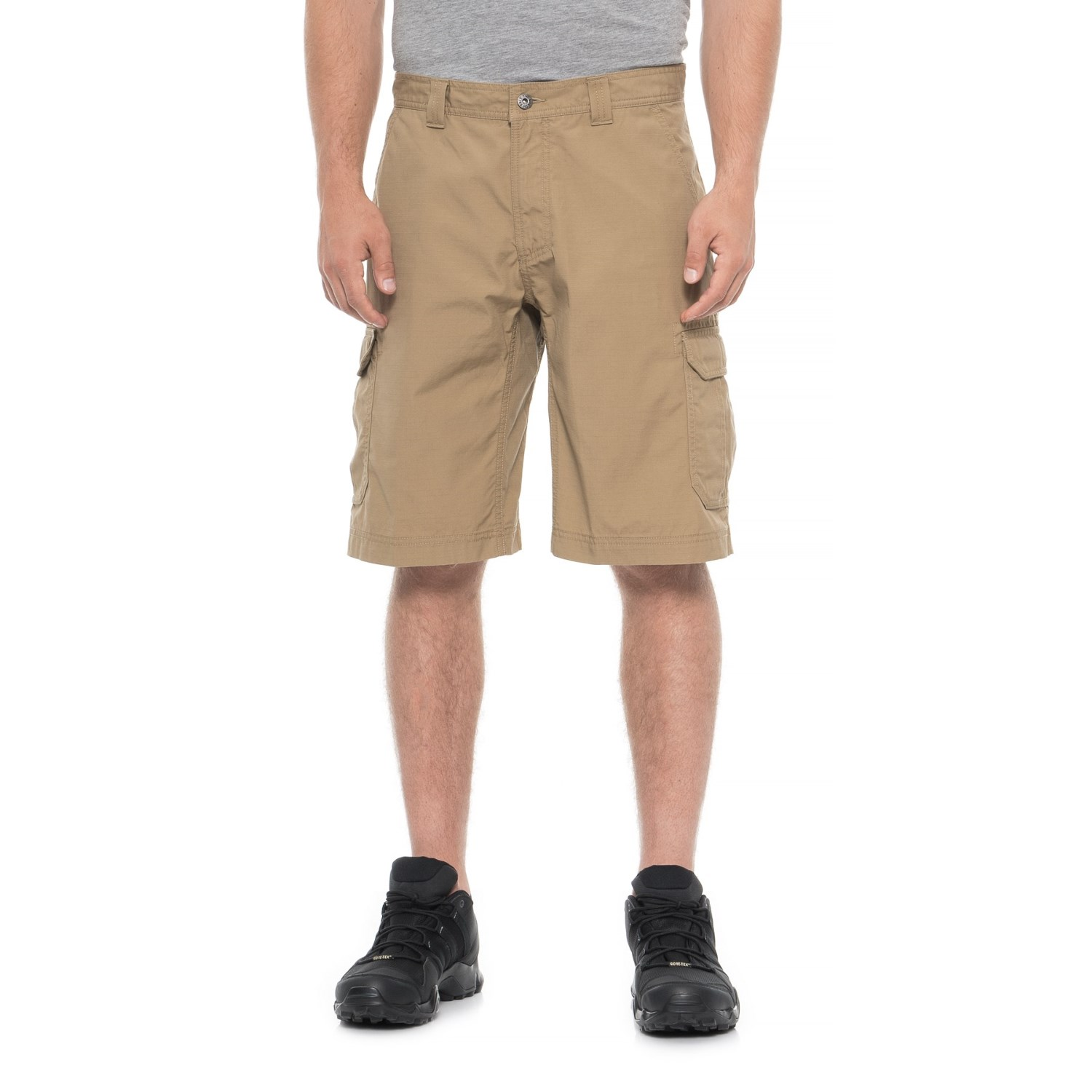 01d10064c0 The North Face Tribe Cargo Shorts - UPF 50 (For Men) in Kelp Tan ...