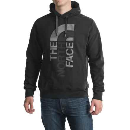 The North Face Trivert Hoodie (For Men) in Tnf Black/Asphalt Grey Multi - Closeouts