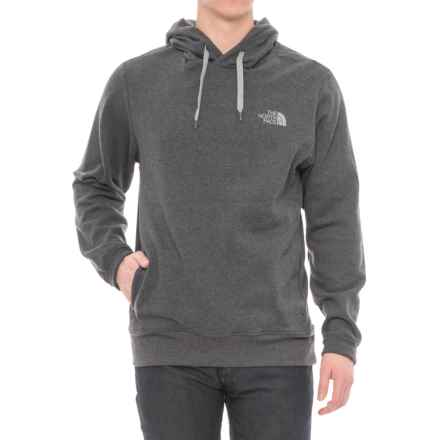 The North Face Trivert Hoodie (For Men) in Tnf Dark Grey Heather/Monument Grey - Closeouts