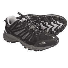 The North Face Ultra 50 Trail Running Shoes (For Men) in Black/Graphite Grey - Closeouts