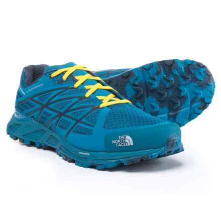 The North Face Ultra Endurance Trail Running Shoes (For Men) in Seaport Blue/Shady Blue - Closeouts