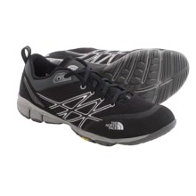 The North Face Ultra Kilowatt Training Shoes (For Men) in Tnf Black/Dark Shadow Grey - Closeouts