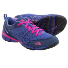 The North Face Ultra Kilowatt Training Shoes (For Women) in Amparo Blue/Glo Pink - Closeouts