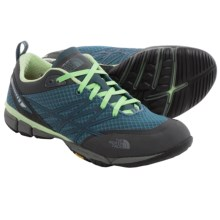 The North Face Ultra Kilowatt Training Shoes (For Women) in Indian Teal Blue/Paradise Green - Closeouts