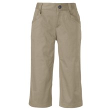 The North Face Union Capris (For Women) in Dune Beige - Closeouts