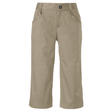 The North Face Union Capris (For Women) in Dune Beige