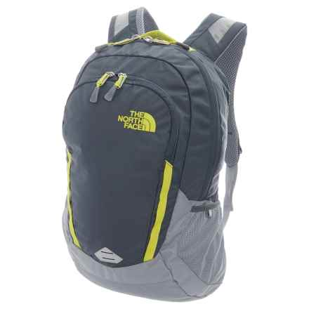 The North Face Vault Backpack in Turbulence Grey/Mid Grey - Closeouts