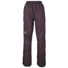 The North Face Venture HyVent® Pants - Waterproof (For Women) in Baroque Purple - Closeouts