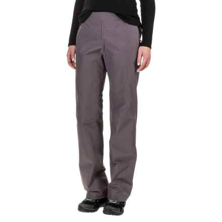 The North Face Venture Pants (For Women) in Rabbit Grey Heather - Closeouts