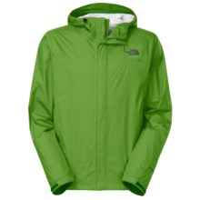 The North Face Venture Rain Jacket - Waterproof (For Men) in Scottish Moss Green - Closeouts