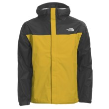 The North Face Venture Shell Jacket - Waterproof (For Men) in Yellow Fennel - Closeouts