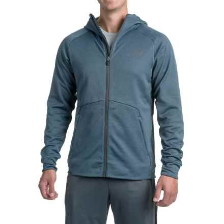 The North Face Versitas Hoodie (For Men) in Shady Blue Heather - Closeouts