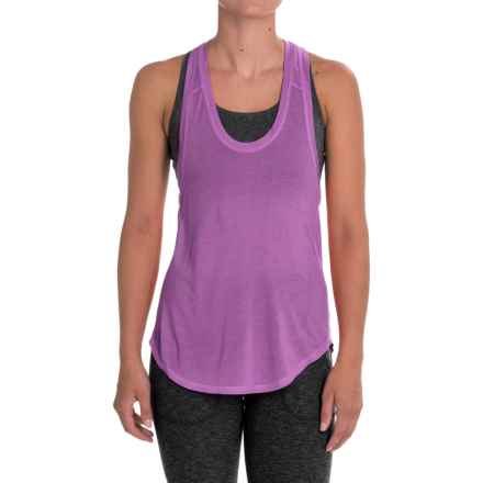 The North Face Versitas Tank Top - Racerback (For Women) in Violet Tulle - Closeouts