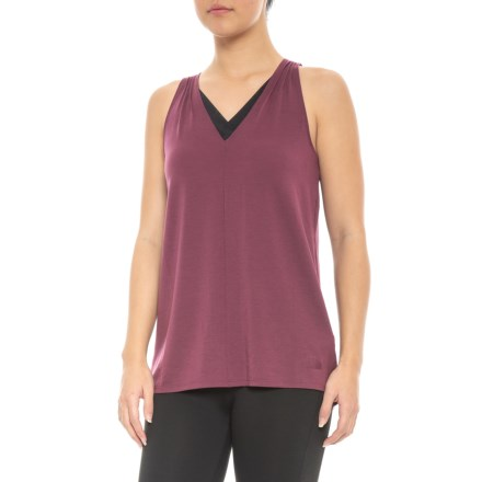 37d608885ff79 The North Face Vision Tank Top (For Women) in Crushed Violets - Closeouts
