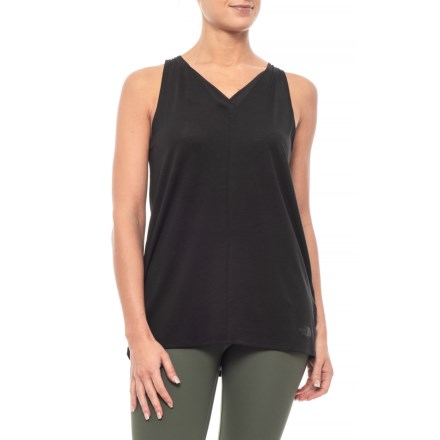 a5df92ffffb29 The North Face Vision Tank Top (For Women) in Tnf Black - Closeouts