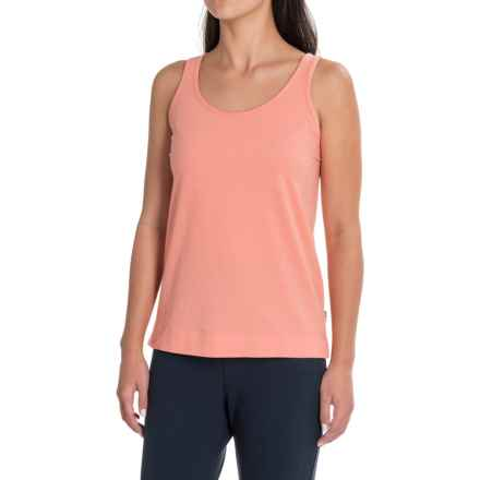 The North Face Vita Tank Top (For Women) in Burnt Coral - Closeouts
