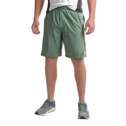 The North Face Voltage Shorts (For Men) in Duck Green/Climbing Ivy Green Heather - Closeouts