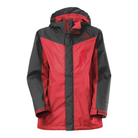 The North Face Vortex Triclimate® 3-in-1 Hooded Jacket - Waterproof, Insulated (For Little and Big Boys)