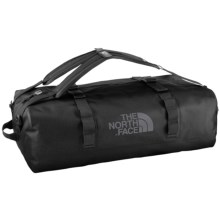 The North Face Waterproof Duffel Bag - Large in Tnf Black - Closeouts