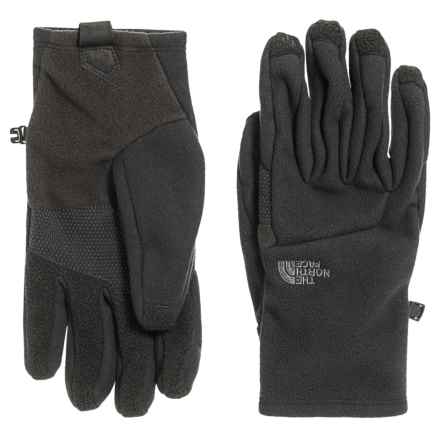 The North Face Windwall Etip Gloves - Touchscreen Compatible (For Men) in Tnf Black - Closeouts