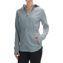 The North Face Wrap-Ture Jacket (For Women) in Monument Grey Heather - Closeouts