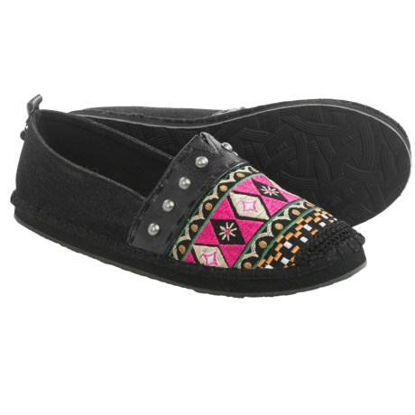 The Sak Echo Tribal Shoes Slip Ons (For Women)