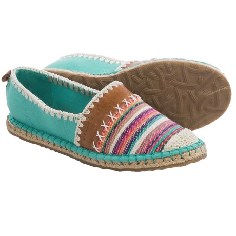The Sak Ella Color Block Shoes Slip Ons (For Women)