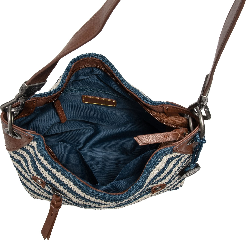 The Sak Indio Crochet Hobo Bag For Women Save 66