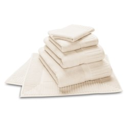 The Turkish Towel Company Zenith Hand Towel - Turkish Cotton in Sand