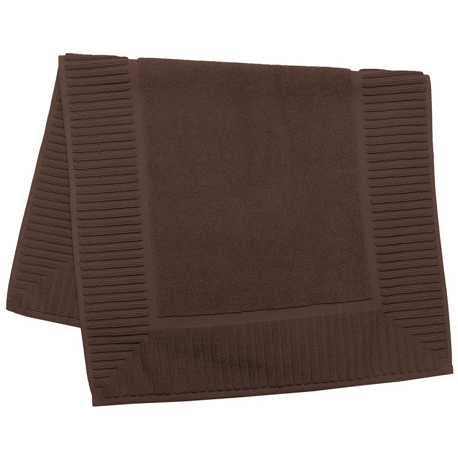The Turkish Towel Company Zenith Tub Mat Turkish Cotton