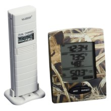 The Weather Channel Wireless Weather Station in Real Tree - Overstock