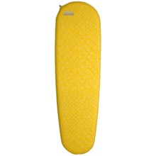Therm-A-Rest 40th Anniversary Sleeping Pad (For Women) in Yellow - Closeouts