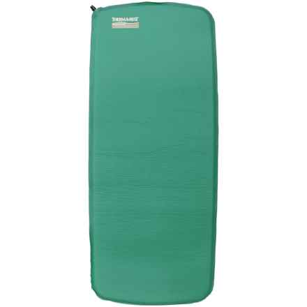Therm-A-Rest Backpacker Lite Sleeping Pad - Self-Inflating, Small in Green - Closeouts