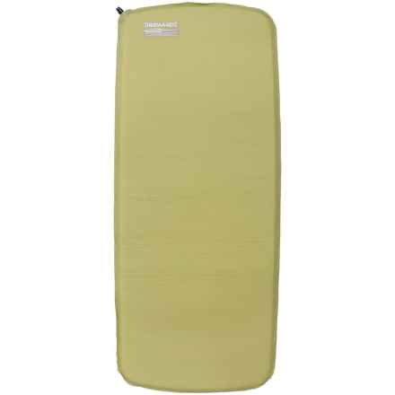 Therm-A-Rest Backpacker Lite Sleeping Pad - Self-Inflating, Small in Yellow Green - Closeouts