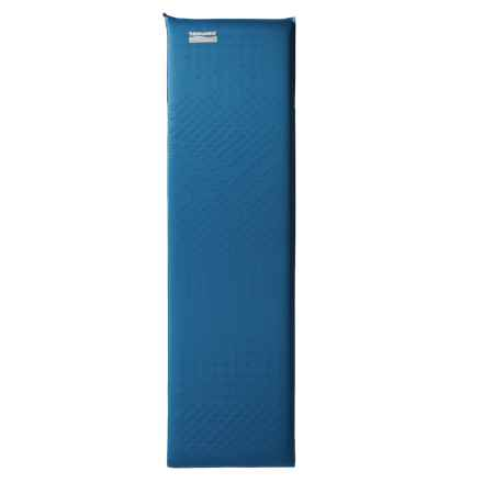 Therm-a-Rest Camper Deluxe Sleeping Pad - Self Inflating in Blue - Closeouts