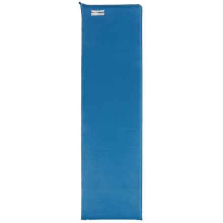 Therm-a-Rest CampRest LE Sleeping Pad - Self-Inflating in Light Blue - Closeouts
